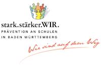 Logo der Initiative stark.stärker.wir (Prävention an Schule in Baden-Württemberg)